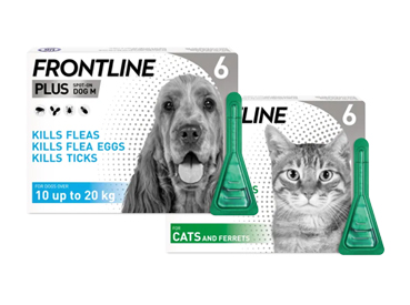 Save up to 49% on Frontline Plus