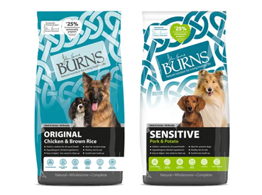 Save up to 25% on Burns