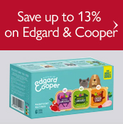 Save up to to 13% on Edgard & Cooper