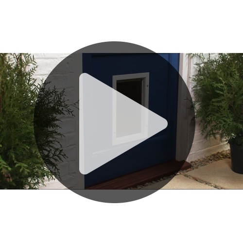 PetSafe Staywell Aluminium Pet Door