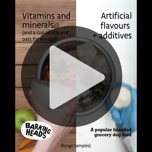 Barking Heads Chop Lickin Lamb Dry Adult Dog Food