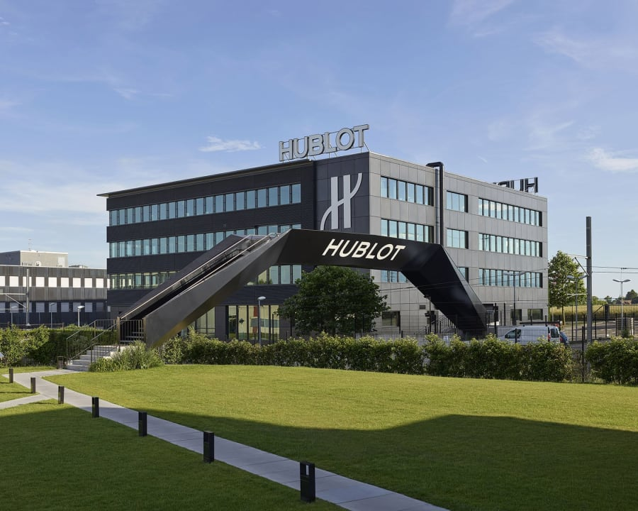 Hublot manufacture Nyon