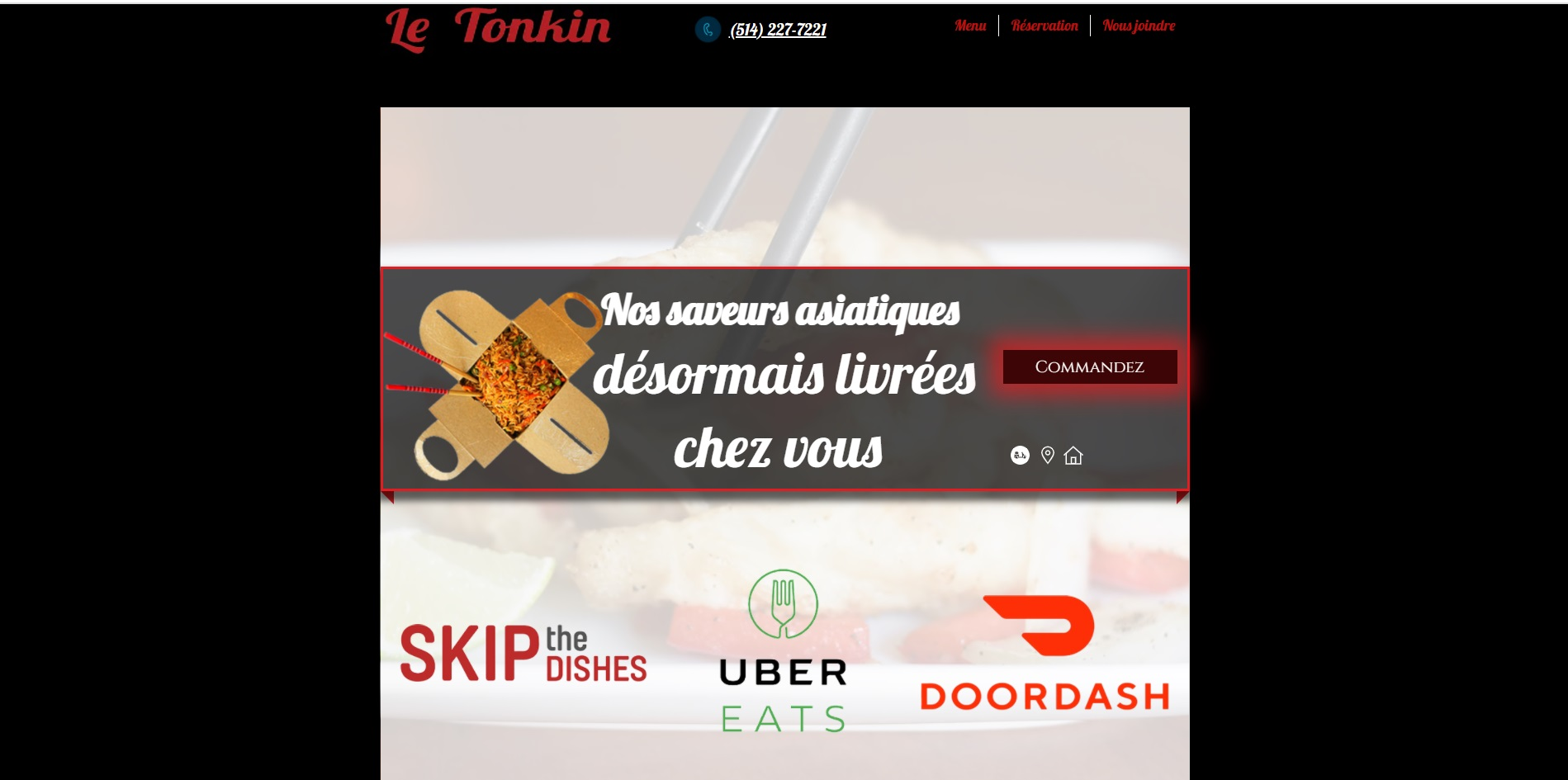 Restaurant Le Tonkin