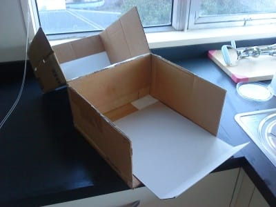 Cake box 1.0