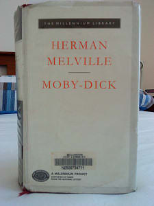 Moby-Dick, the book