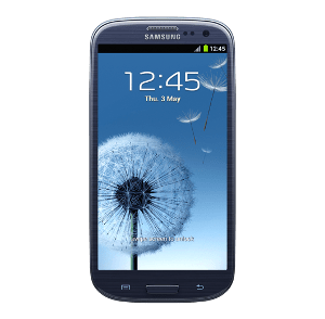 Samsung Galaxy S3 - Pebble Blue