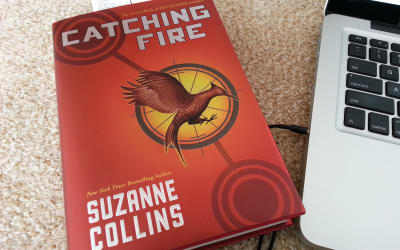 Thumbnail for 'Catching fire'