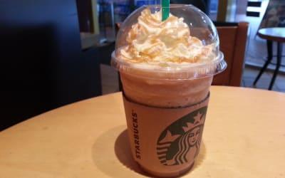 "Thumbnail for '""Tall caramel frappuccino...'"