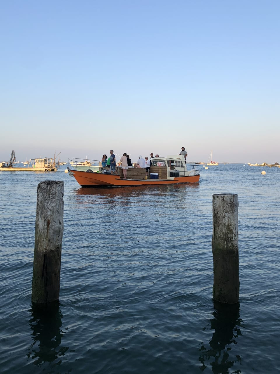 Location bateau entre amis - Bassin d'Arcachon - JL Location