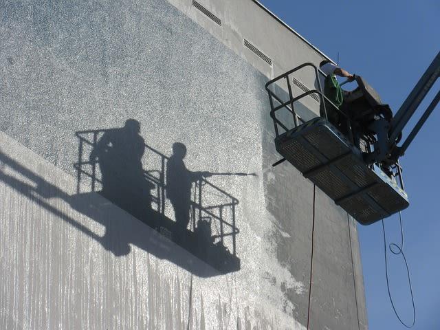 Nettoyage de façade en Gironde - MG à votre service