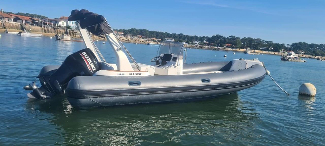 Location de bateaux avec skipper - Bassin d'Arcachon - JL Location