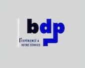 BDP béton décoratif pavage