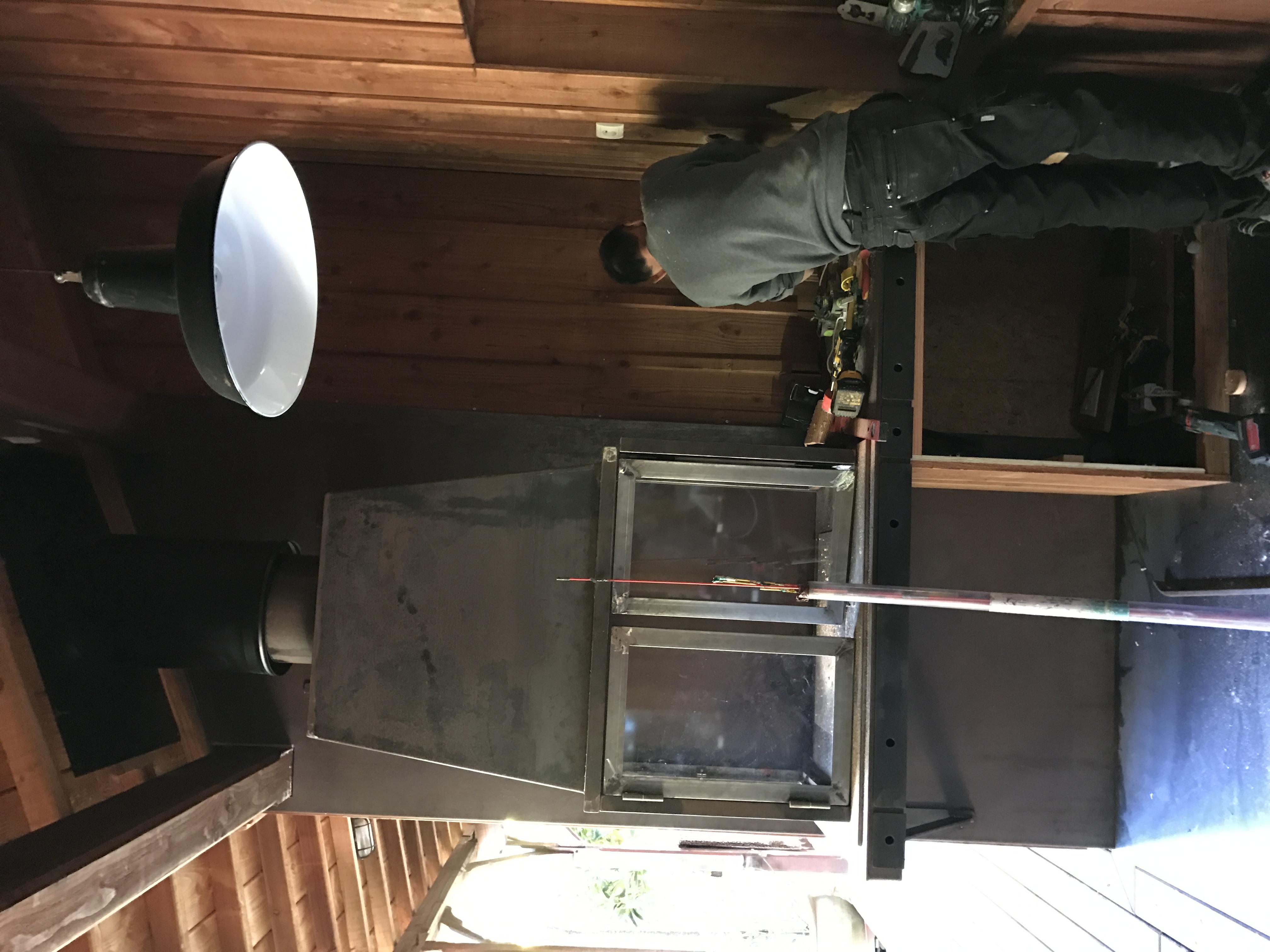 Réparation de cheminée en Gironde