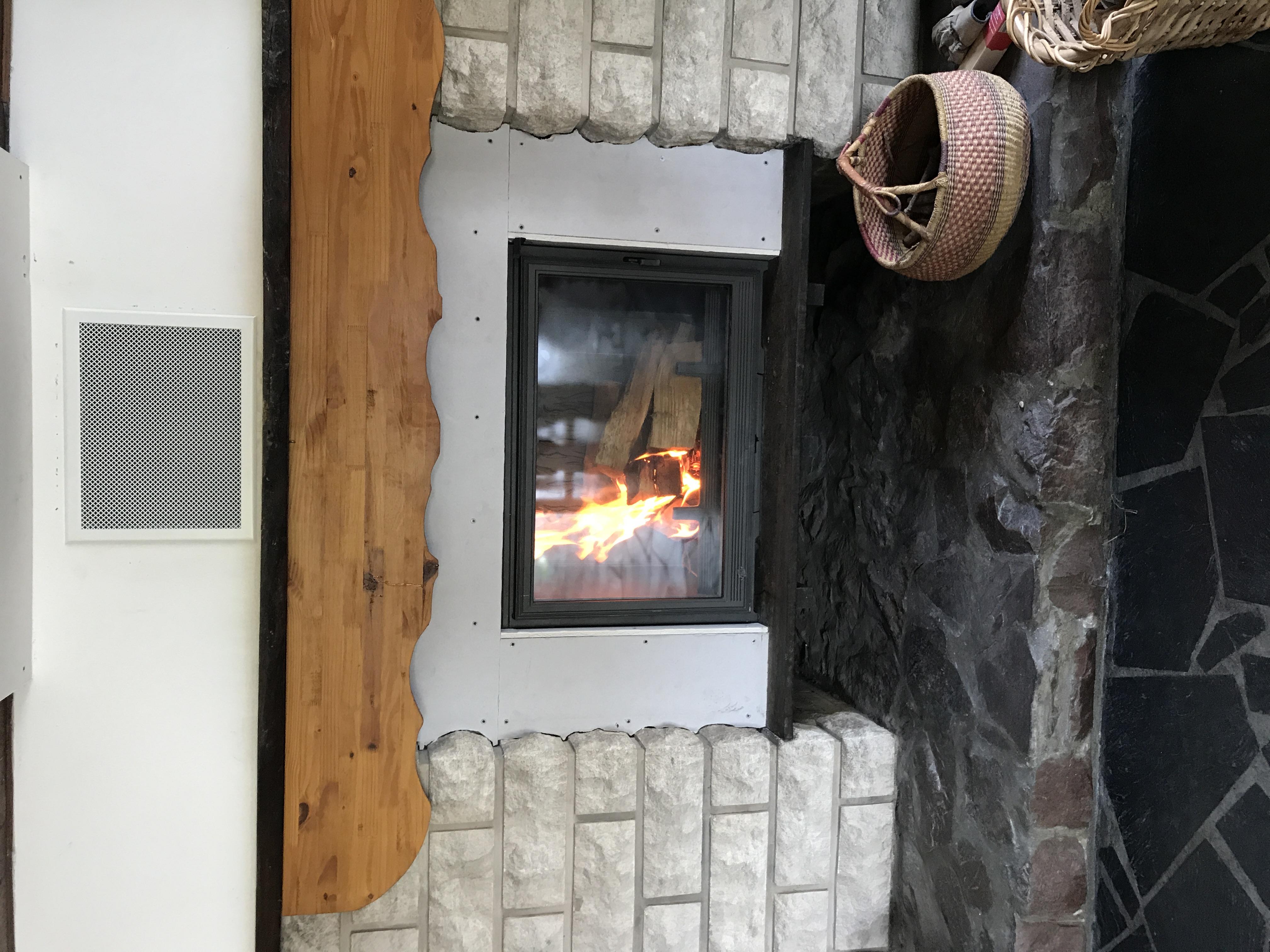 Installation de cheminée en Gironde