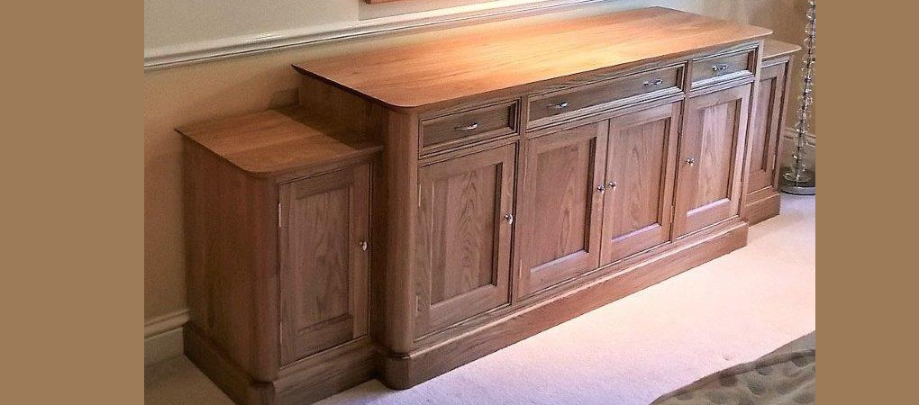bespoke dining room cabinets