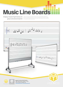Download Music Line Boards Flyer