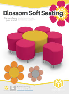Download Blossom Soft Seating Flyer