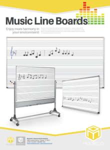 Download Music Line Boards Flyer