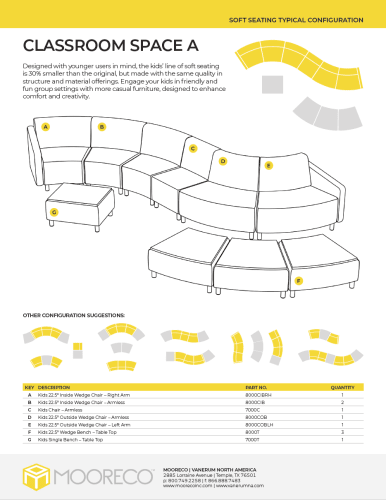 Download Soft Seating Typicals