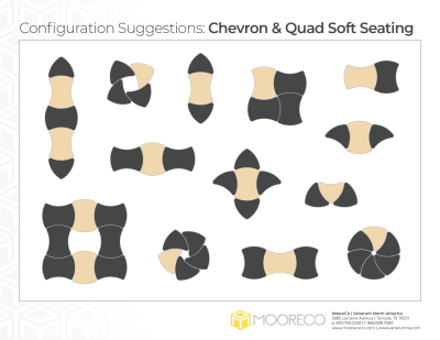 Download Chevron & Quad Soft Seating Configurations