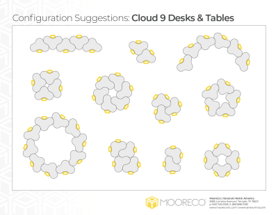 Download Cloud 9 Desk Configurations