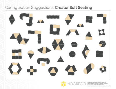 Download Creator Soft Seating Configurations