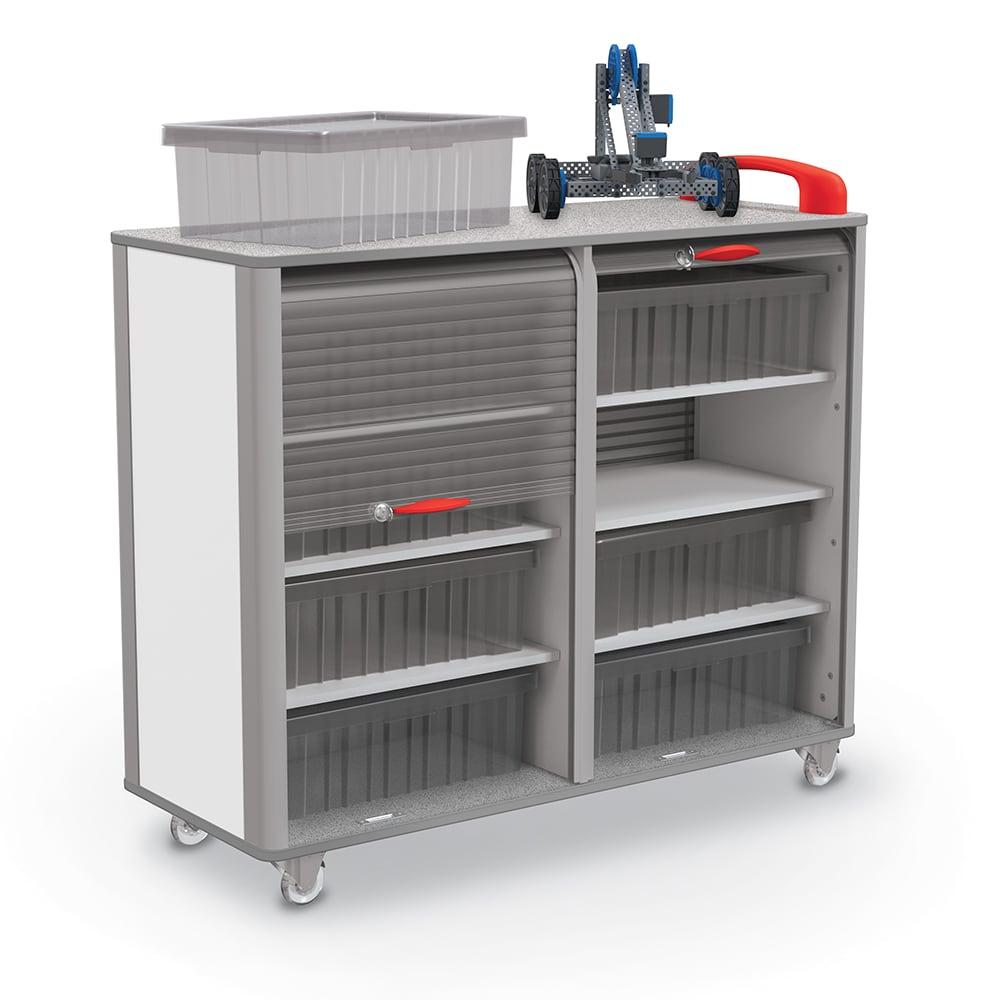 Makerspace VEX Robotics Storage Cart – MooreCo Inc