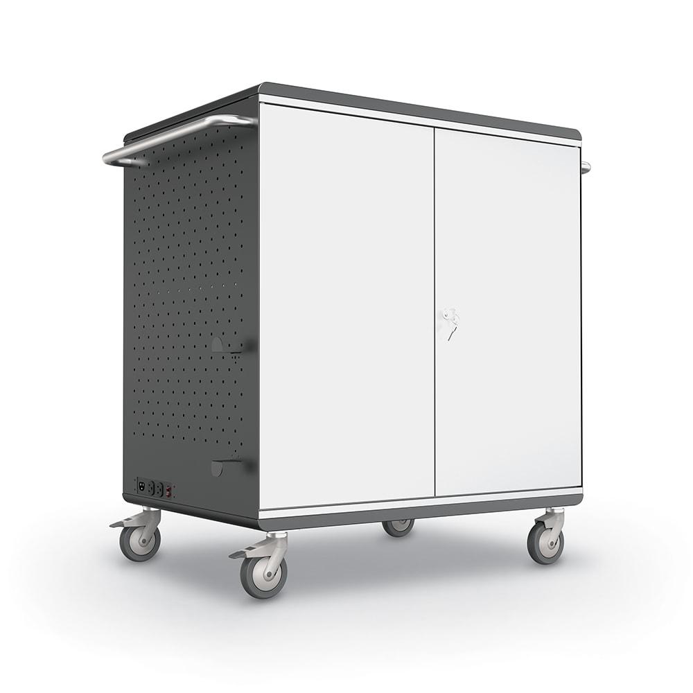 A La Cart XL Tablet & Chromebook Charging Cart – MooreCo Inc