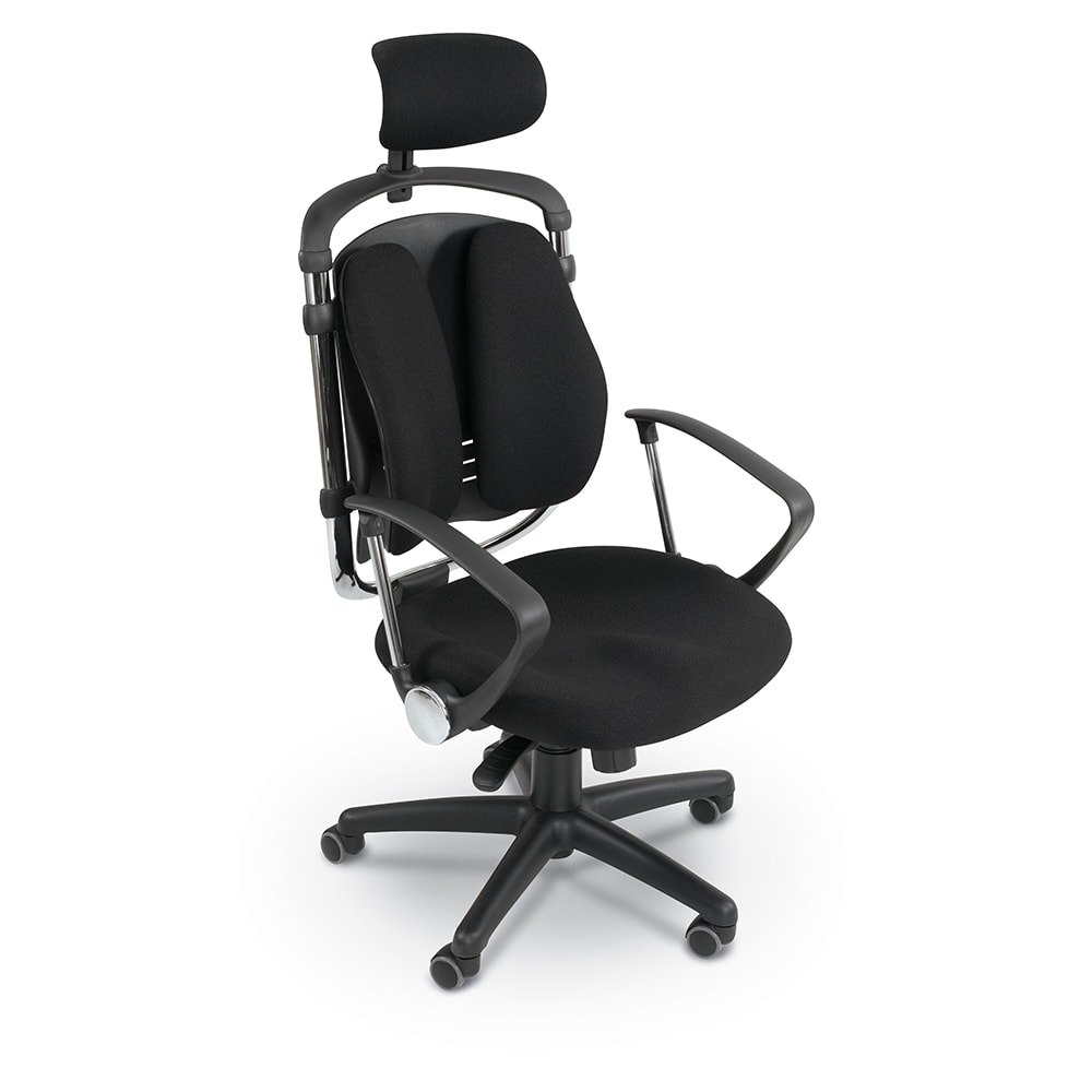 Surprising Spine Align Ergonomic Office Chair Mooreco Inc Dailytribune Chair Design For Home Dailytribuneorg