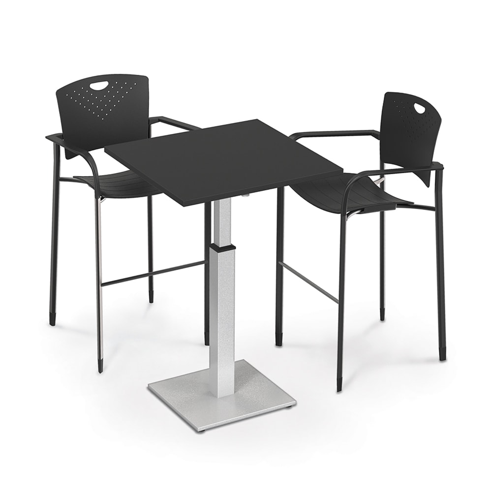 Beau Bistro Height Adjustable Table
