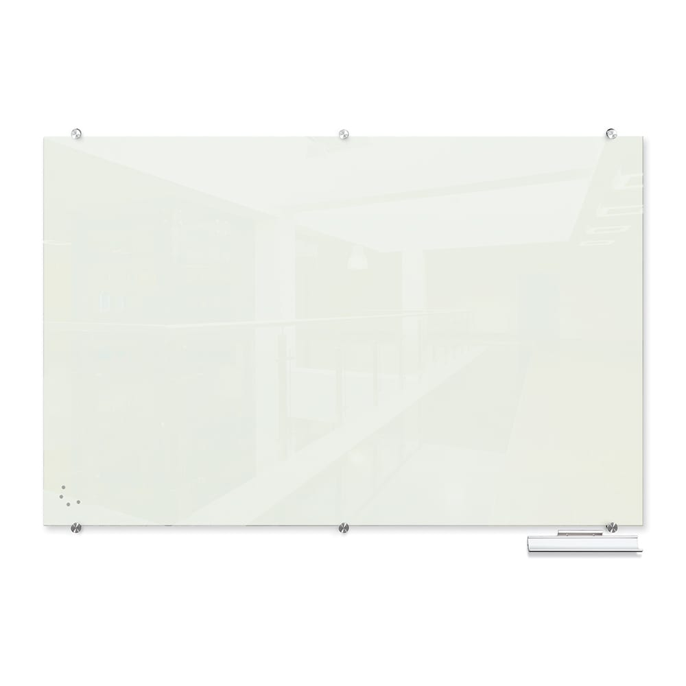 Wall Mounted Glass Boards