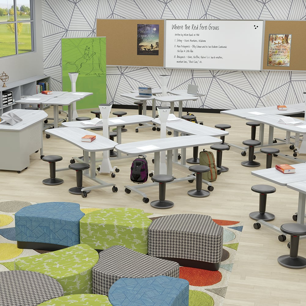 Groovy Hierarchy Grow Roll Tables And Desks Pdpeps Interior Chair Design Pdpepsorg