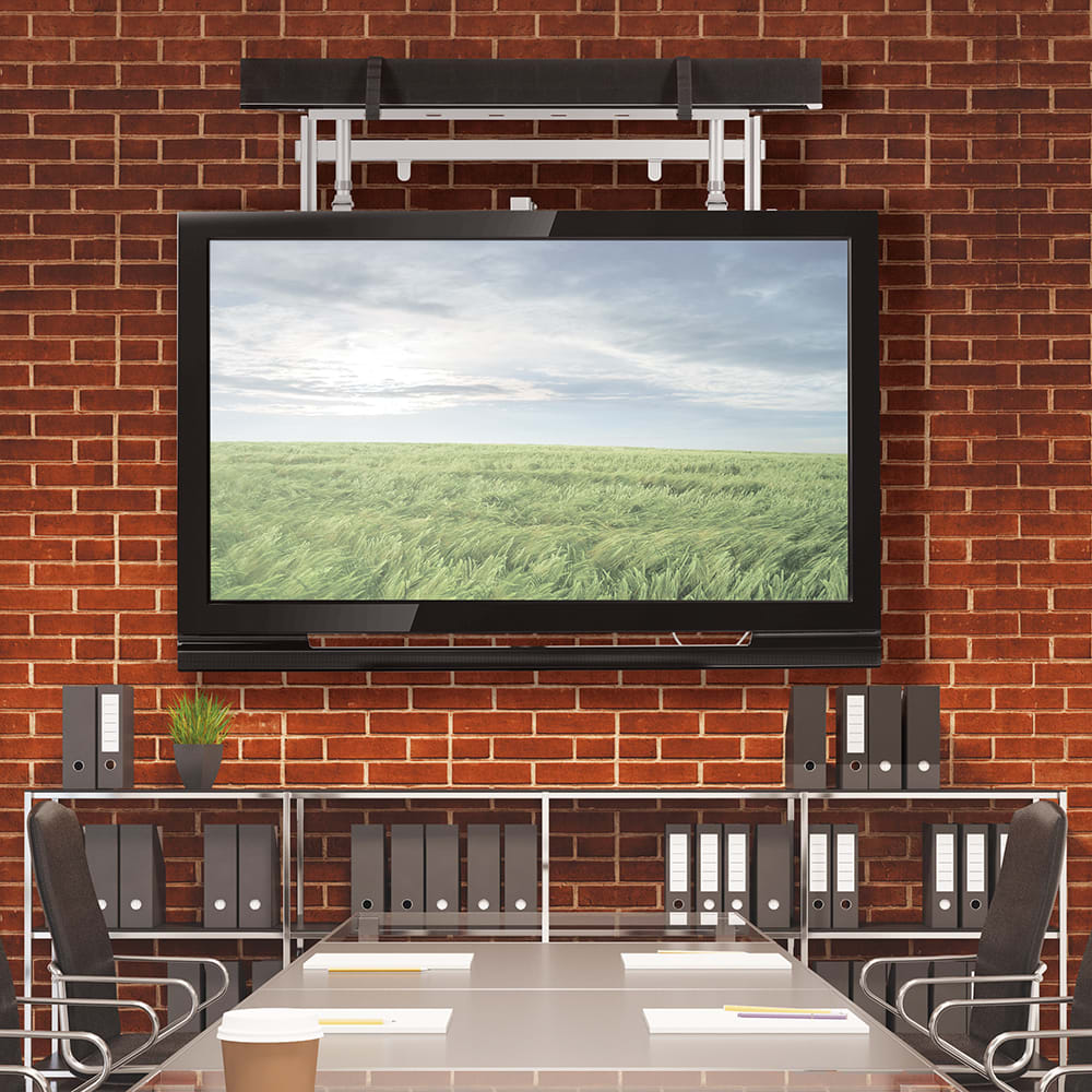 ITeach Electric Height Adjustable Flat Panel Wall Mount