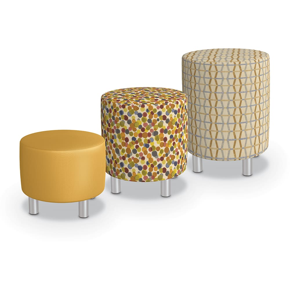 Soft Seating Stools & Ottomans