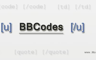 What is a bulletin board code or BBCode?