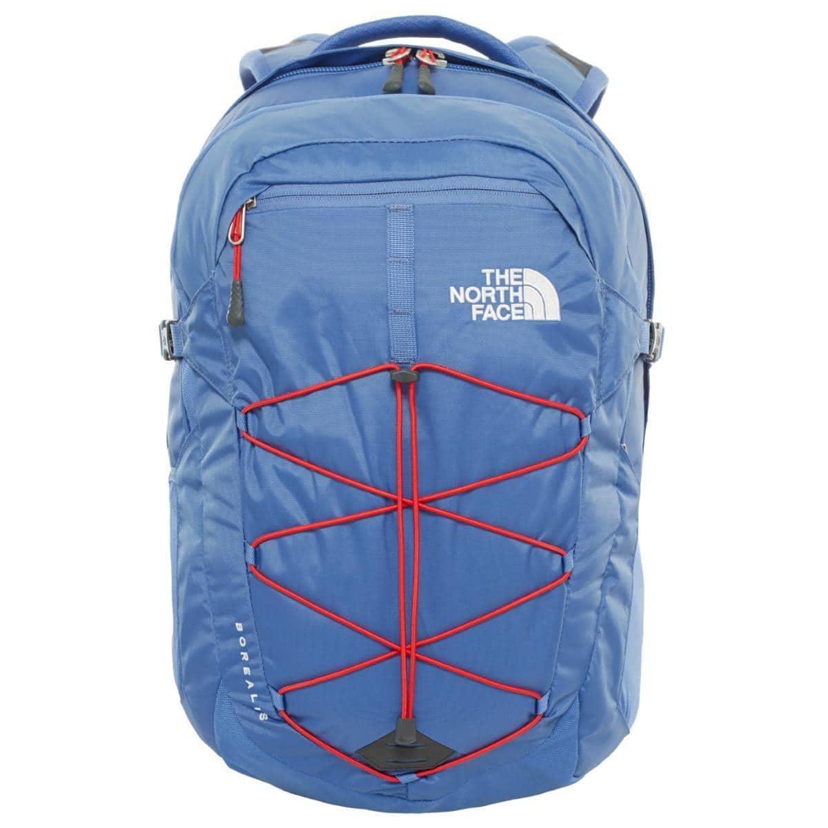 7b333aa8c4 North Face Backpack Light Blue- Fenix Toulouse Handball