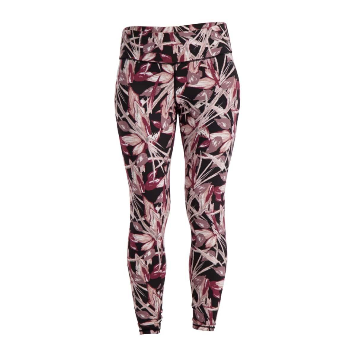 Women Sportsmans Warehouse Torch Tunik Burgundy Maroon Xl Otg Womens Floral Spark 7 8 Tight
