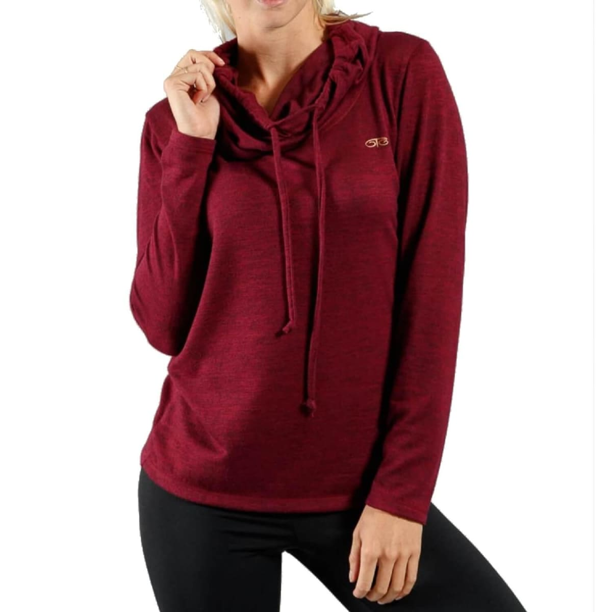 Women Sportsmans Warehouse Torch Tunik Burgundy Maroon Xl Otg Womens Sasha Long Sleeve