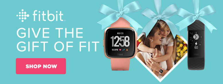 Fitbit Gift of Fit