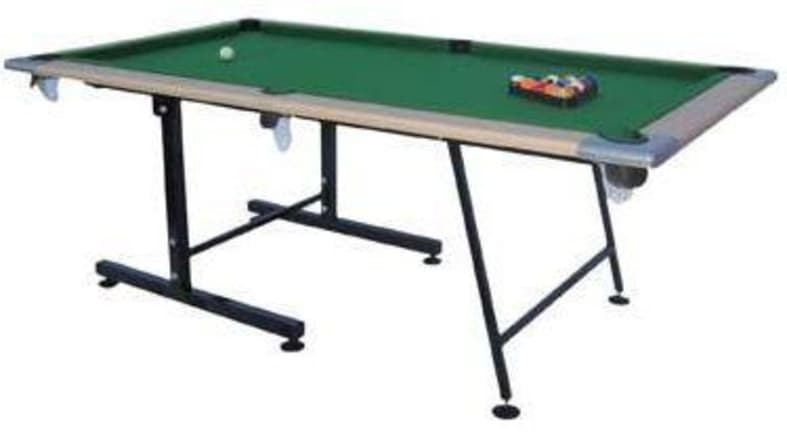 Foldaway Pool Table - Fold out pool table