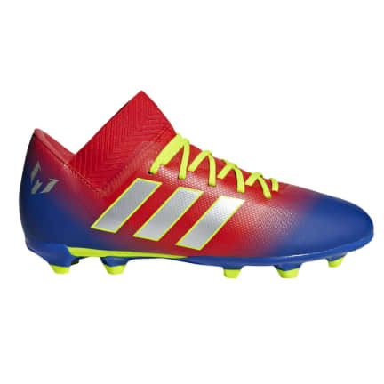 ... Nemeziz Messi 18.3 FG J. adidas-logo. Previous. Next 7875b05f31b