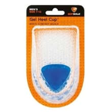 Sofsole Men's Gel Heel Cup