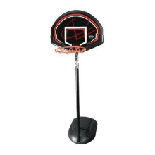 "Lifetime 32"" Backboard, Pole & Base"