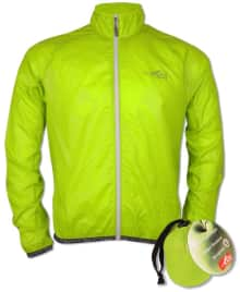 First Ascent Men's Apple Running Jacket