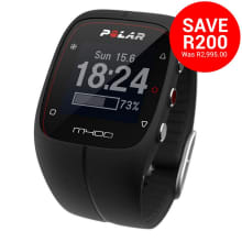 Polar M400 Sports Watch with Polar H7 Heart Rate Sensor