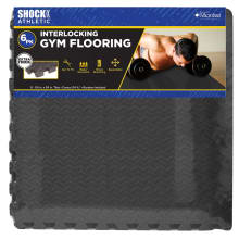 Shock Athletic 6-pack Gym Flooring