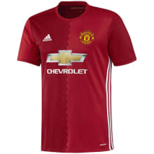 adidas Manchester United Junior Home Replica Jersey 2017/2018