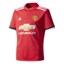 adidas Manchester United Men's Home Replica Jersey 2017/2018