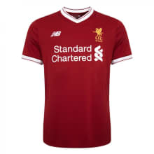 Liverpool Mens Home Jersey 2017/2018