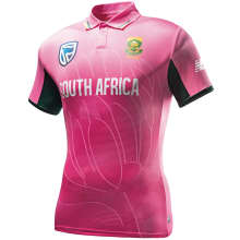 New Balance Proteas Mens Pink Jersey 2017/2018